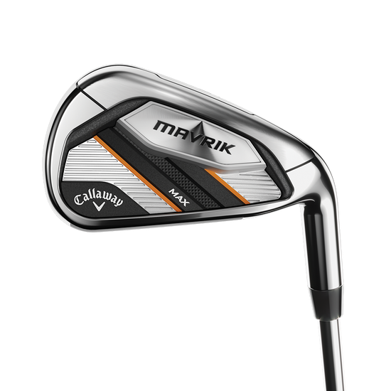MAVRIK MAX Irons/Hybrids Set