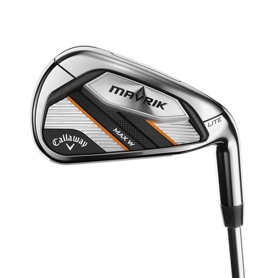 Women's MAVRIK MAX W Lite Irons/Hybrids Set