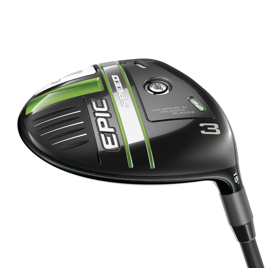Epic Speed Fairway Woods